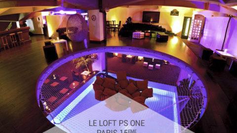 Le Loft PS One
