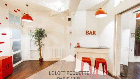Le Loft Roquette