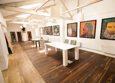loft d'artiste