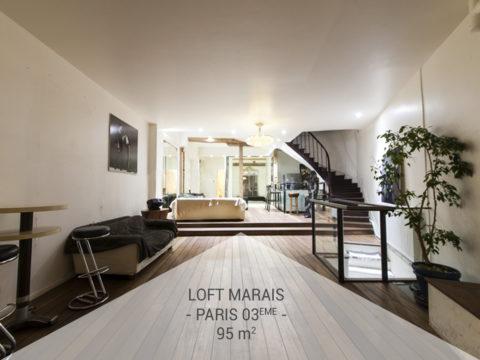 Le Loft Marais