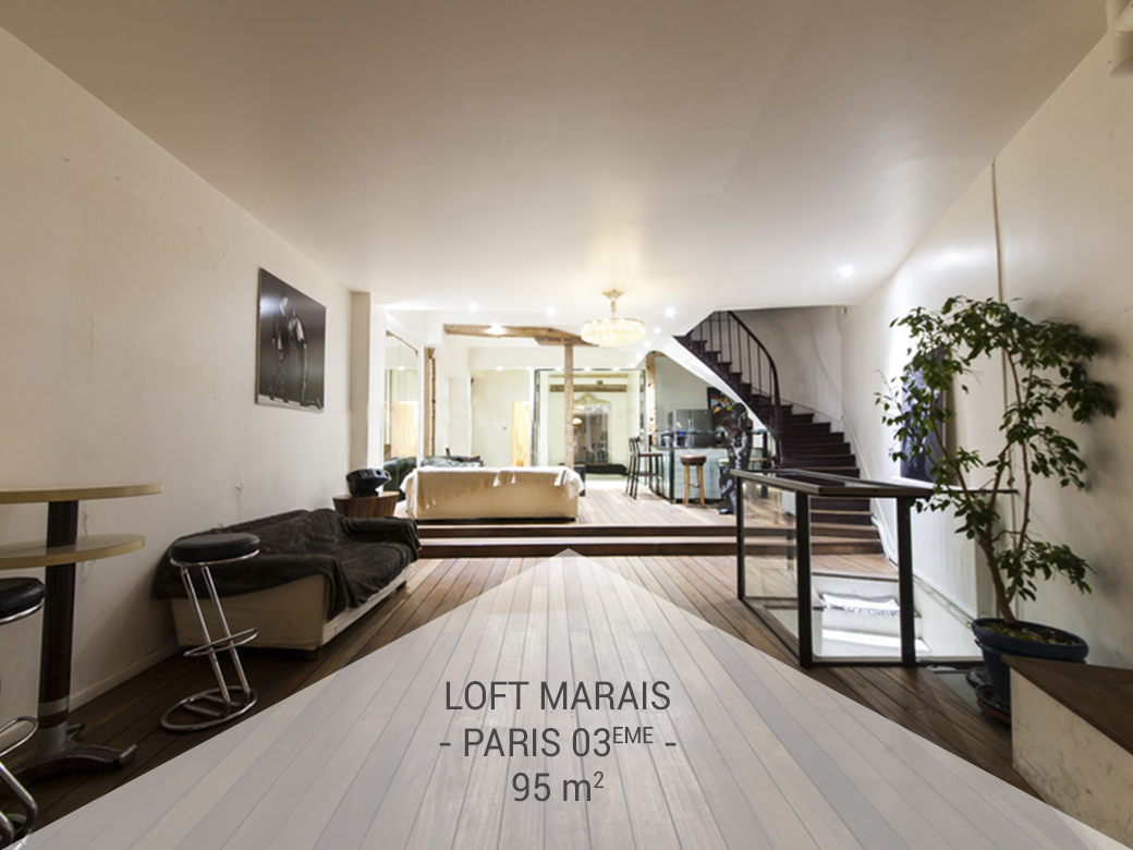privatisation location le loft marais paris 11 me. Black Bedroom Furniture Sets. Home Design Ideas