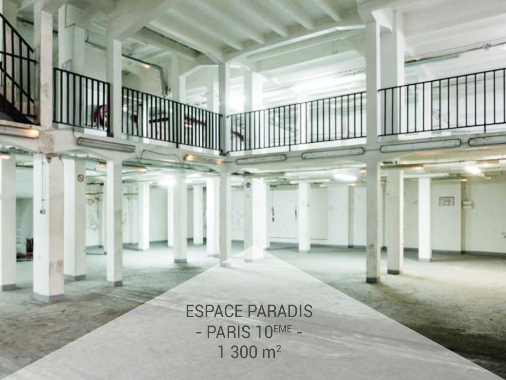 espace paradis