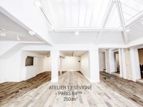L'Atelier 13 Sévigné