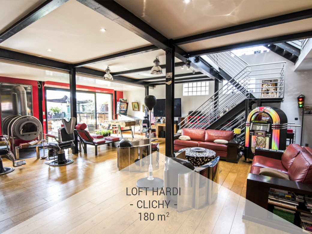 Privatisation Loft Hardi