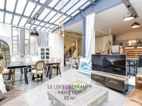 Le Loft Oberkampf