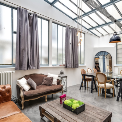Privatisation Loft Oberkampf