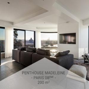 Privatisation - Le Penthouse Madeleine