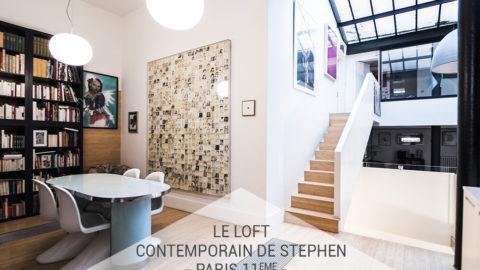Loft Contemporain de Stephen