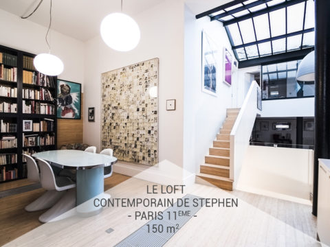 Loft Contemporain de Stephen