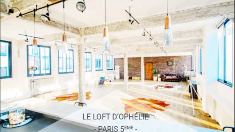 Le Loft d'Ophélie