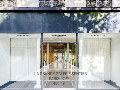 La Grande  Galerie Sentier