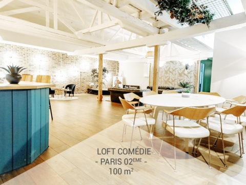 Le Loft Comédie