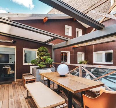Terrasse - Suite - Lieu Privé
