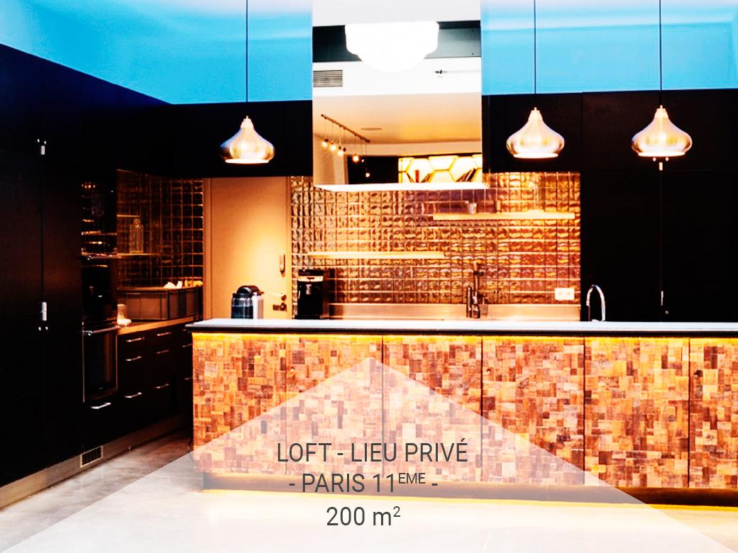 Loft - Lieu Privé