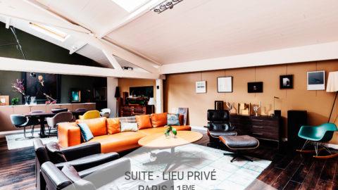 La Suite avec terrasse