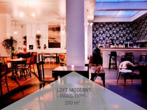 Le Loft Moderne