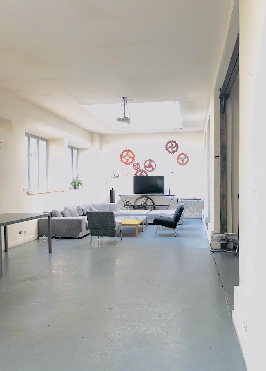 Loft Charonne - Intérieur