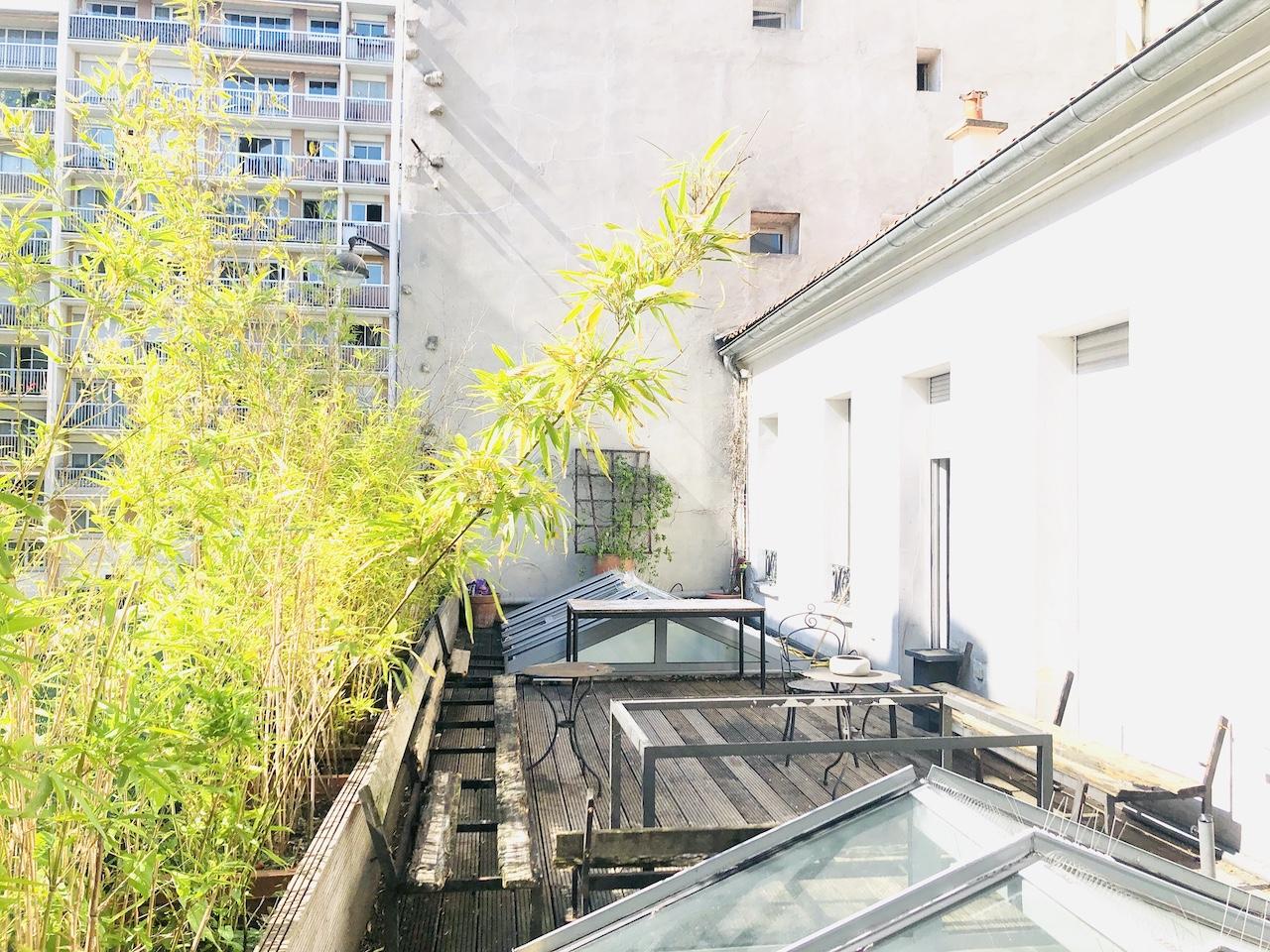 Loft Charonne - Extérieur