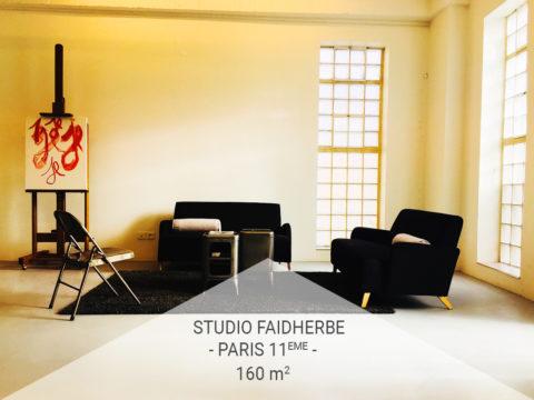 Le Studio Faidherbe