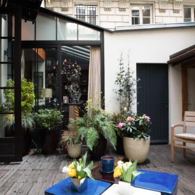 maison dexception terrasse