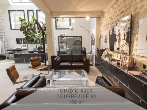 Studio Ajer,  Courbevoie 92